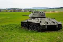 T34 Royalty Free Stock Photos