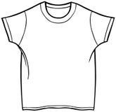 T-Shirt Stock Photo
