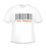 T-shirt Photographie stock libre de droits