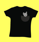 T-shirt Images stock
