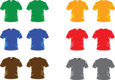T-shirt Royalty Free Stock Images