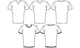 T-Shirt Vektor Abbildung