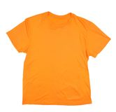 T-shirt alaranjado Foto de Stock