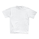 T-shirt blanc Photos stock