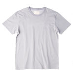 T-shirt cinzento Foto de Stock Royalty Free