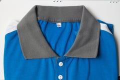T-shirt de polo Photographie stock libre de droits
