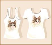 T-shirt design Stock Photo