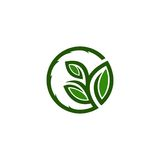 Agriculture. Logo designs Stock Image