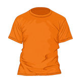 T-shirt design template Stock Photos