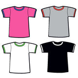 T-shirt Design. Vector Illustration Stock Photography