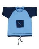 T-shirt do menino Fotografia de Stock