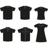 T-shirt do projeto Imagens de Stock