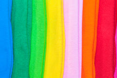 t-shirt feitos do algodão e da fibra Imagens de Stock