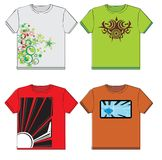 T-shirt gráficos ilustração do vetor