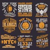 T-Shirt Grafiken Lizenzfreies Stockfoto