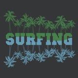 T-Shirt Grafiken Lizenzfreies Stockbild