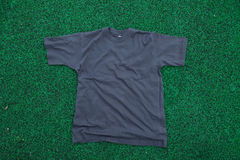 T-shirt on the grass Stock Photos