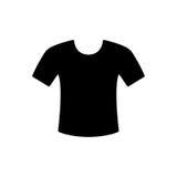 T-shirt icon Stock Photo
