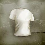 T-Shirt, im alten Stil Lizenzfreie Stockbilder