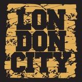 T-shirt  London, design, fashion Stock Photo