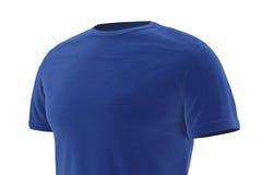 T-shirt mens, close view Stock Photos