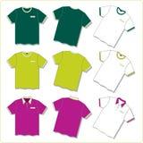 T_shirt pattern Stock Photo