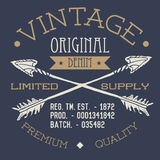 T-shirt Printing design, typography graphics Stock Photography