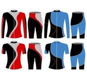 T-shirt sports bike Royalty Free Stock Photography