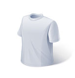 T-shirt. Sports wear. Royalty Free Stock Photography