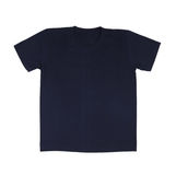 T-shirt template Stock Images