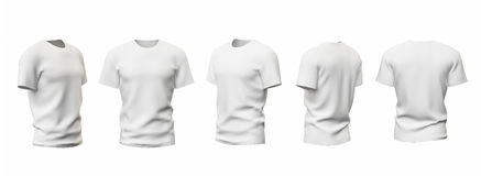 T-shirt Stock Photos