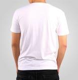 T-shirt template Royalty Free Stock Photos