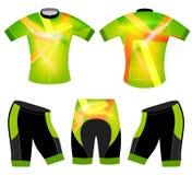 T-shirt translucide de sports de couleurs Photographie stock