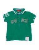 T-shirt vert pour votre enfant photo libre de droits