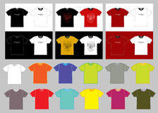 T-shirt vol-2 Stock Images