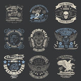 T-shirtgrafiek Stock Fotografie