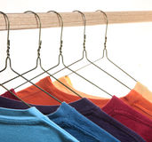 T-Shirts Lizenzfreie Stockbilder