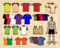 T-Shirts Stock Photos