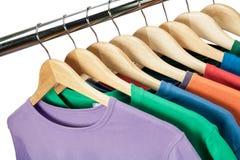 T-shirts Royalty Free Stock Photo