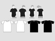 T-shirts Royalty-vrije Stock Afbeelding
