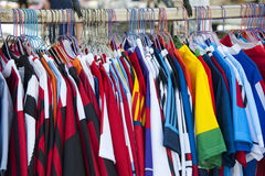 T-shirts Royalty Free Stock Images