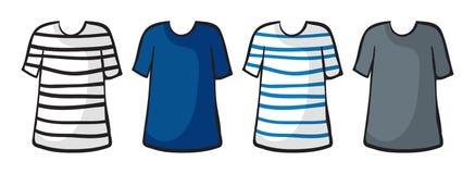 T-shirts Royalty-vrije Stock Afbeeldingen