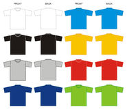 T-shirts Stock Photo
