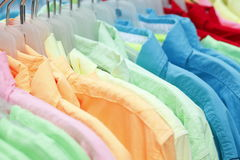 T-shirts Images stock