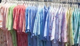 T-shirts Photographie stock libre de droits