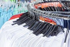 T-Shirts Lizenzfreie Stockfotos