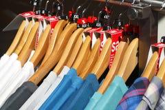 T-Shirts Lizenzfreies Stockbild
