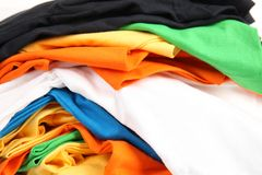 T-shirts Royalty Free Stock Image