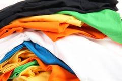 T-shirts royalty free stock image