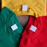 T-Shirts Blume Stockbilder
